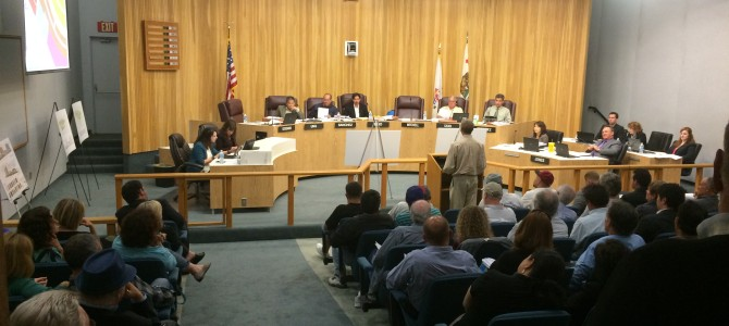 City Council Meeting October 20th -Moratorium VOTE
