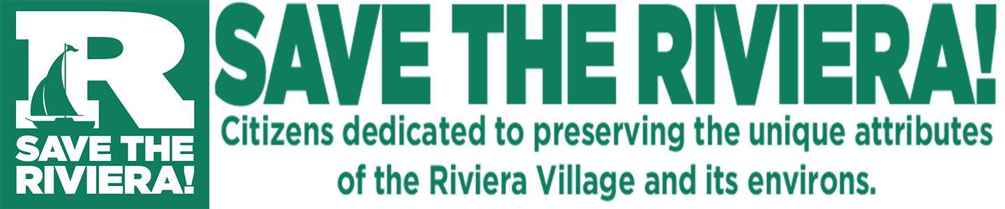 Save The Riviera The OFFICIAL Homepage of Redondo Beach and Torrance 90277 Hollywood Riviera