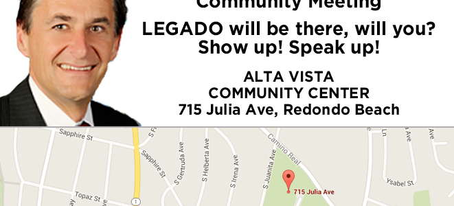 Legado THIS Saturday at Alta Vista, SHOW UP!